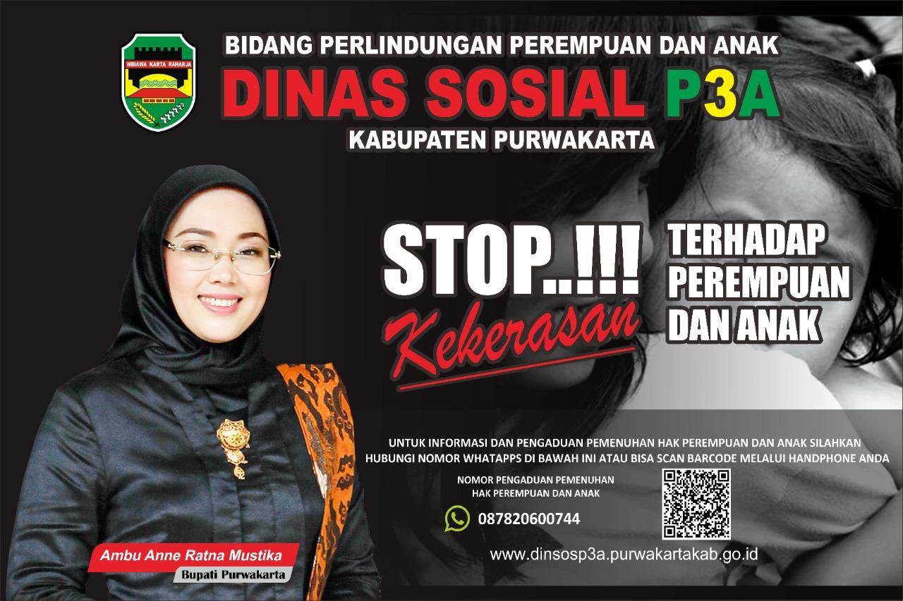 Dinsos P3A Purwakarta Buka Layananan Online